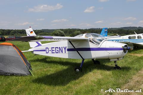 D-EGNY Bolkow Bo.208C Junior