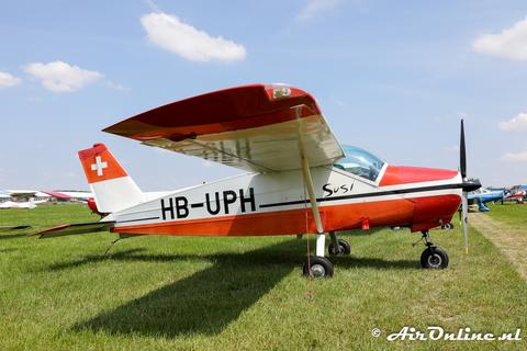 HB-UPH Bolkow Bo.208C Junior