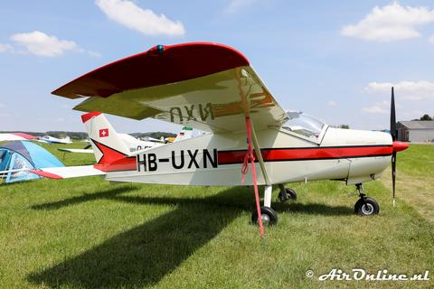 HB-UXN Bolkow Bo.208C Junior
