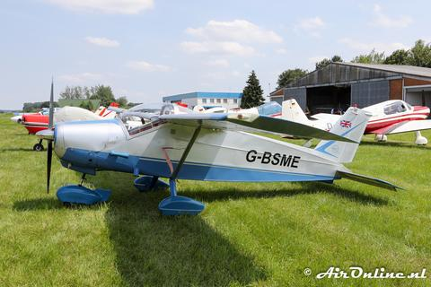 G-BSME Bolkow Bo.208C Junior